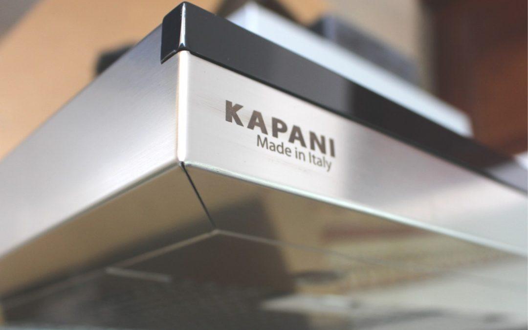 Bếp điện từ nhập khẩu sử dụng công nghệ Italy